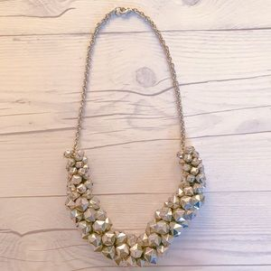 Banana Republic Cluster Necklace